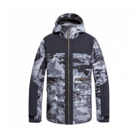 Quiksilver Arrow Wood Jkt (BLACK SNOWSCENE-KVM8) - 20
